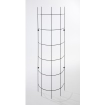 Trådespalie Bue 50x150cm SORT