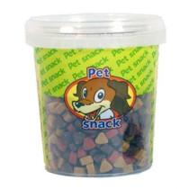 PetSnack Mini Hjerter Mix 500g