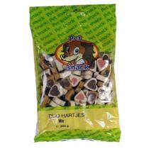 PetSnack DUO Hjerter MIX 200gr