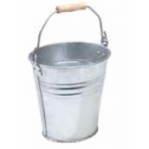 Spand 10 ltr Zink