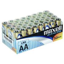 Batteri AA/LR06 32stk ALKALISK