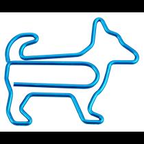 Papir-clips hund