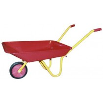 Børnetrillebør stålrør/stålkas