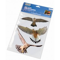 Bird Alert Window Stickers