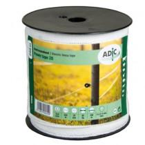 Tape Power tape 20mm Hvid 250M