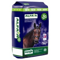 Alfa-A Melassefri 55x15kg BLÅ