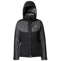 MH Amber jakke XL black/grey