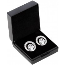 SD De Luxe øreringe crystal