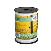 Tape Power tape 10mm Hvid 250M