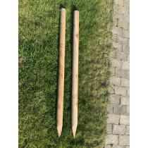 Pæl Lærk Ø14 240cm