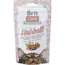 Brit Care Cat Snack Hairball 5