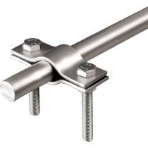 Jordforbindelsessæt m/clamps