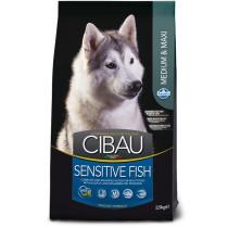 Cibau Sensitive Fish 12kg