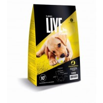 LIVE PUPPY Kylling & Ris 12kg
