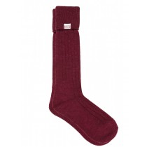 Dubarry Alpaca Socks malbec