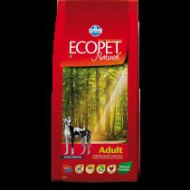 Ecopet Maxi 12kg NATUR