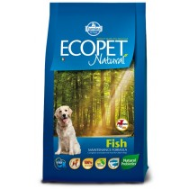 Ecopet Fisk Mini 2,5kg NATURAL