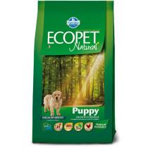 Ecopet Pup. Medium 12kg NATURA