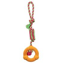 Denta Fun ring on a rope 41cm