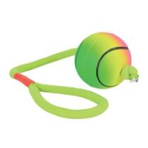Neonbold på reb Ø6 cm