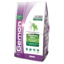 Gemon Medium Adult 3kg Lamb/Ri