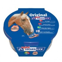 Horslyx mini licks 650gr BLÅ