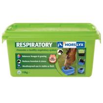 Horslyx Respiratory 15kg GRØN