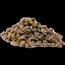 Granitskærver Rød 8-11mm 1ton