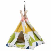 Cuddy Tent for birds 19x20x17c