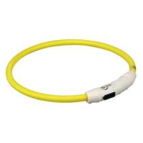 Blitzlys ring L-XL 65cm Gul