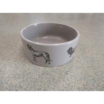 Keramikskål 600ml Ø16 m/motiv