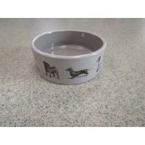 Keramikskål 250ml Ø12 m/motiv