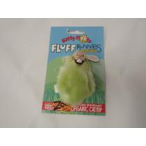 Fleece Mouse Green 7,5cm