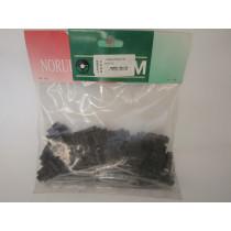 Isolator m/krampe 25stk