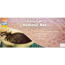Cosy Cat Radiator Bed