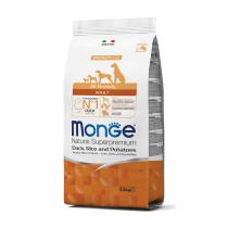 Monge Duck,Rice&Potatoes 2,5kg