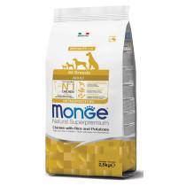 Monge Chicken/Rice/Potato 1kg