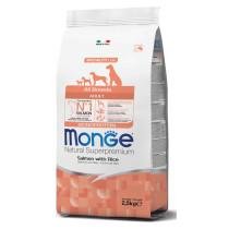 Monge Salmon & Rice 15KG