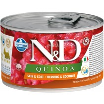 N&D Dog Quinoa Her&Kokosnød140