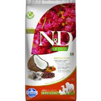 N&D GF Quinoa Skin&Coat Her.7k