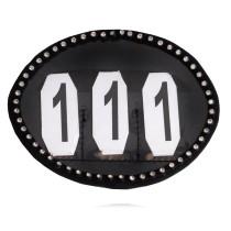 Crystal numbers holder sort