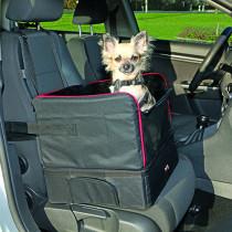 Autokurv t/små hunde Nylon