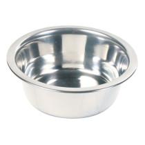 Hundeskål rustfri stål 0,45ltr
