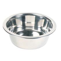 Hundeskål rustfri stål 0,75ltr