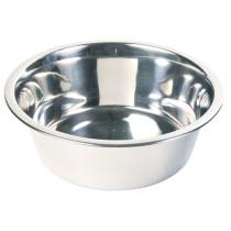 Hundeskål rustfri stål 1,8ltr