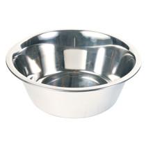 Hundeskål rustfri stål 2,8ltr