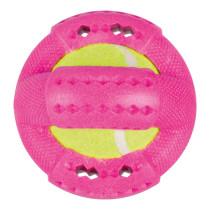 Ring m.tennisbold Ø 9cm