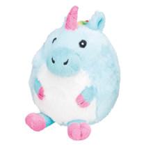 Unicorn Round Plush 16cm