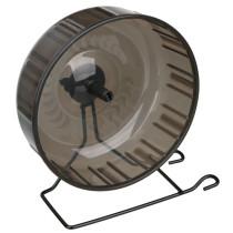 Hamsterhjul med metalfod Ø 23c