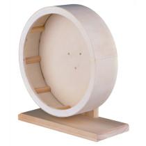Hamsterhjul i træ Ø 15cm